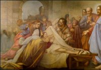О воскрешении сына наинской вдовы