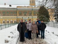 Экскурсия в Троице-Сергиеву Лавру