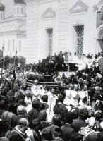 ТОРЖЕСТВА КАНОНИЗАЦИИ СВЯТОГО ПРЕПОДОБНОГО СЕРАФИМА САРОВСКОГО В 1903 ГОДУ