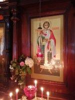 День памяти святого великомученика Пантелеймона
