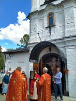 Престольный праздник в Середниково
