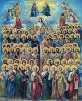 ВСЕ ПРИЗВАНЫ К СВЯТОСТИ. Слово в Неделю Всех святых