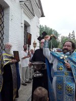 Престольный праздник в честь иконы Божией Матери «Смоленская»☺